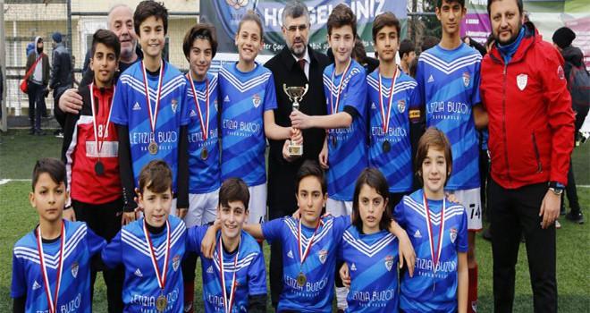 Genç Yetenekler Turnuvada Buluştu