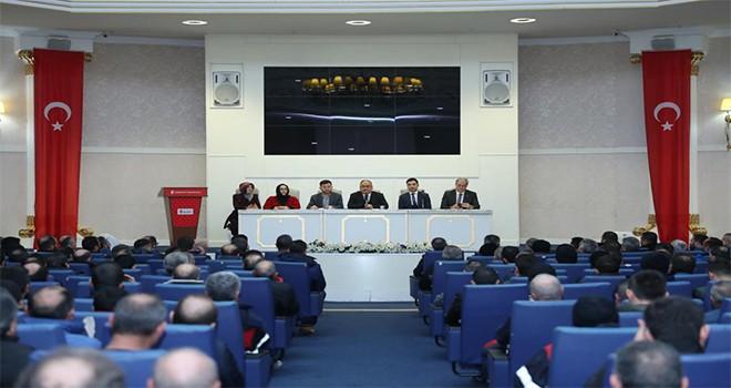 Başkan Hasan Can, Belediye Personelleri ile Bir Araya Geldi
