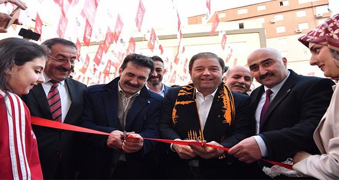 Başkan Kılıç hemşehri derneklerini ziyaret etti