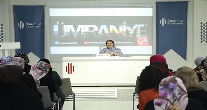 Akademi Nisa'nın Bu Haftaki Konuğu Gazeteci Yazar Fadime Özkan Oldu
