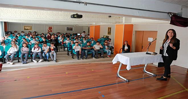 Ataşehir'de 4 Bib 520 Öğrenciye Sıfır Atık Eğitimi Verildi