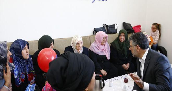 Sultanbeyli Belediyesi Komşuları Buluşturdu