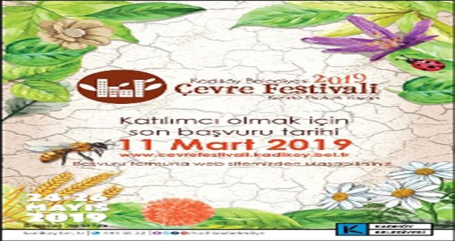 Kadıköy Çevre Festivali Başvuruları Başladı