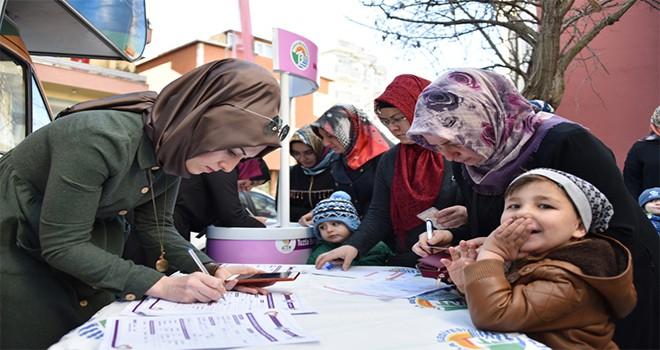 Tuzla Belediyesi Anne Çocuk Eğitim Merkezi ve Bilgi Evleri'nin Yeni Şubesi Aydıntepe Mahallesi'nde Kuruluyor