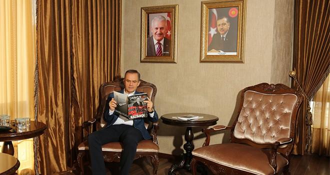 Yılın En İyi Sosyal Yaşam Dergisi Ödülü: Çekmeköy  2023
