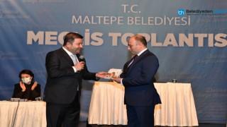 AZERBAYCAN KÜLTÜR BAKANI MALTEPE'Yİ ZİYARET ETTİ