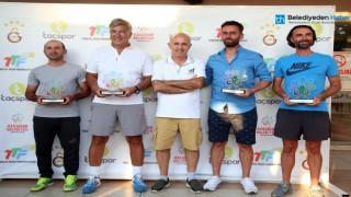 Ataşehir Belediye Başkanlığı 1. Senyör Tenis Turnuvası Sona Erdi