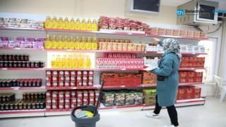 Ataşehir Belediyesi Sosyal Marketlerine Ödül Geldi