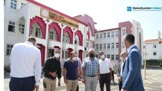 Kartal'da okullar yeni eğitim-öğretim yılına hazırlanıyor
