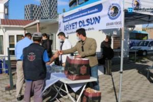 KİMER EKİBİ KARTAL OTO SANAYİ SİTESİ ESNAFINI ZİYARET ETTİ