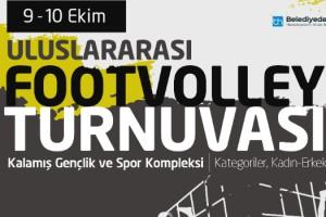 ULUSLARARASI FOOTVOLLEY TURNUVASI ÜÇÜNCÜ ETABI TÜRKİYE'DE OYNANACAK