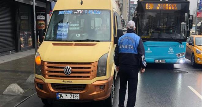 İBB'den toplu taşımaya mesafe düzenlemesi