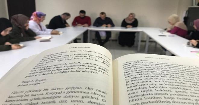 """Genç Gelecek Edebiyat Kulübü """"Gençlik Okumaları"""" Devam Ediyor!"""