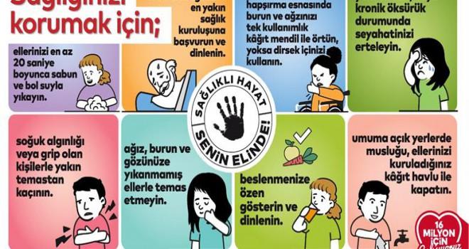 İBB'den 5 Dilde Koronavirüs Bilgilendirme Animasyonu
